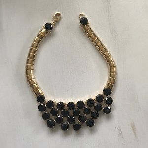 Jewelry - Gold/Black Necklace